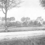 Blick auf Lütt Hamborg in den 30er Jahren