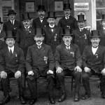 Nach dem Ersten Weltkrieg wurde von ehemaligen Soldaten eine Kampfgenossenschaft gegründet.