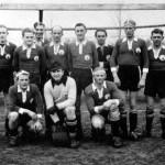 Fussballmannschaft Tosterglope 1949/50