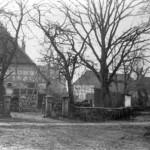Hof Johann Friedrich Saucke. Eines der ältesten Häuser, die heute noch in Tosterglope stehen