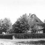 Hof Wöhlke. Eines der ältesten Häuser, die heute noch in Tosterglope stehen.