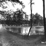"""Badeteich in der Siedlung """"An den Teichen"""" - um 1930"""