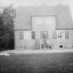 Forsthaus Schierigen um 1930