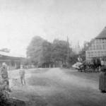 Hof Lütjens in Köhlingen um 1913