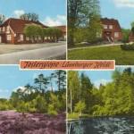 Postkarte aus den 60er Jahren