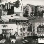 Hotel-Pension Jägerhof in den 70er Jahren