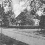 Haus Waldesruh - heute Fam. Wöhlke - ca. 1925