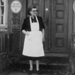 Gasthaus Wenk (Lindenhof) in Tosterglope - 1942