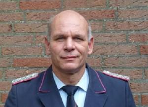 Manfred Schultz - Ortsbrandmeister seit 2004